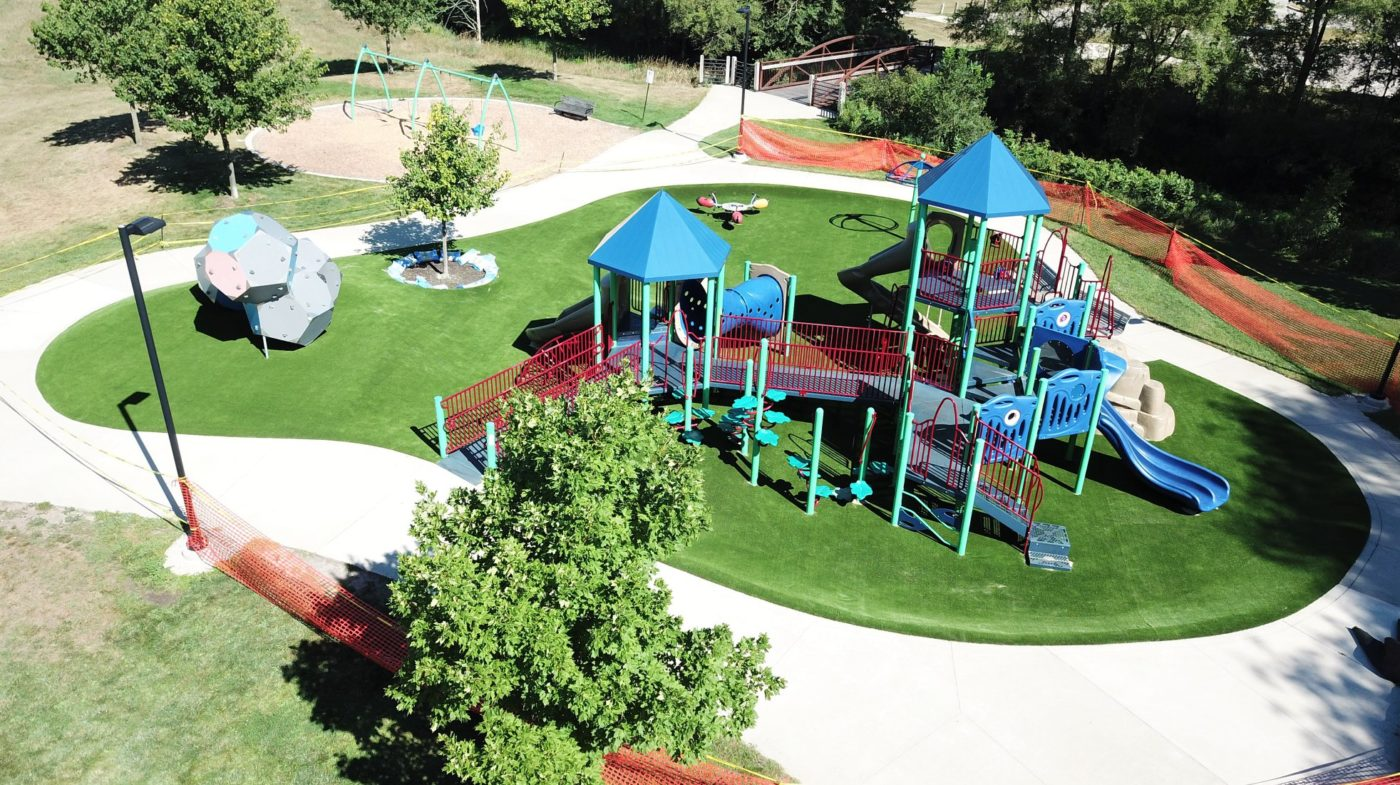 Commercial Playground Contractors