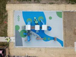 Wet Pour Playground Contractors