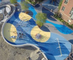 playground surfacing contractor in New York