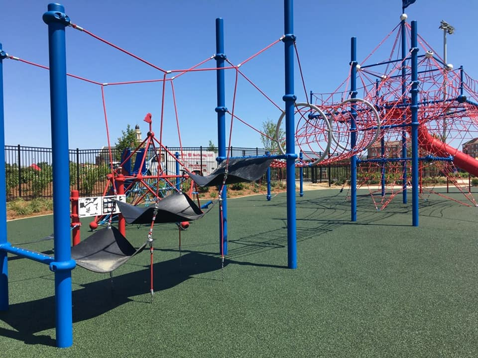 National Playground Flooring Contractor